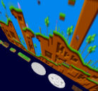 Sonic Ball Game 3d Green Hill